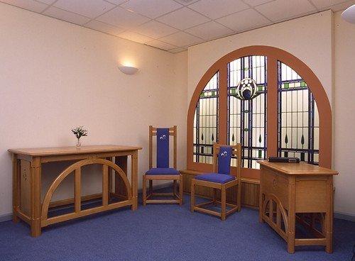 Snowdrop Chapel Glasgow Royal Infirmary