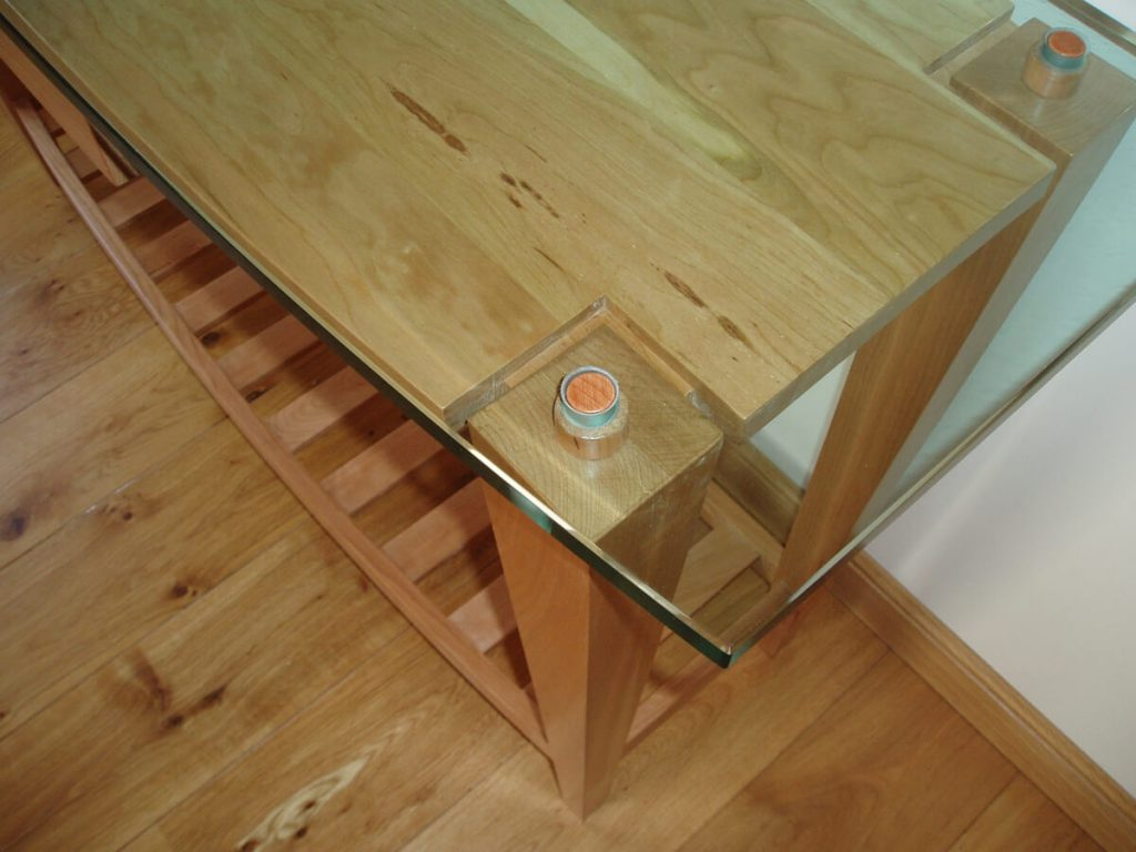 Storr Console Table Detail