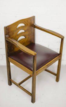 Glasgow School of Art Boardroom Chair